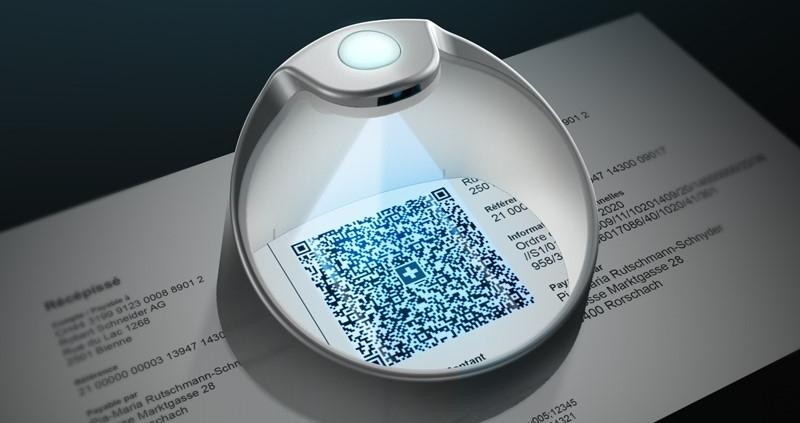 QR Zahlteil scannen mit PayEye